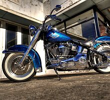 Harley Davidson - HDR by clydeessex