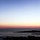 Godrevy Sunset Panorama by Paul Thompson Photography