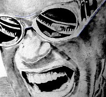 """""""RAY CHARLES""""...unfinished by willowwyles"""