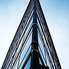 Glass Pyramid by Brandi Lea