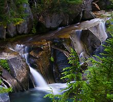 Paradise River Waterfall by RavenFalls