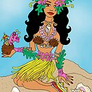She Sells Sea Shells by Patricia Anne McCarty-Tamayo