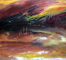 A veldfire maybe.. by Elizabeth Kendall