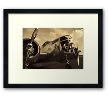 3 HITS and a Miss Framed Print