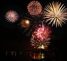 4th of July Celebration by Lucinda Walter