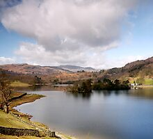 Rydal Water by mikebov