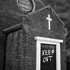 Keep Out by daveevans