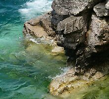 The Grotto ~ Bruce Peninsula National Park, Ontario, Canada by Jeannine St-Amour