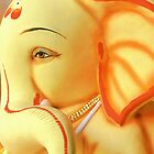 Lord Ganesh by Prasad