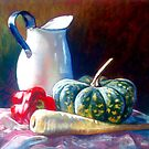 &#x27;Autumn Harvest &#x27; by Lynda Robinson