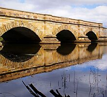 Ross Bridge by Elaine Short