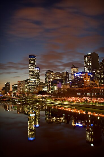 Yarra River by Andrew Brown