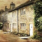 Downham Cottages by Catherine Hamilton-Veal  ©