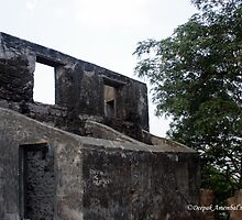 Rooms at Sion Fort by magiceye