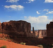 Arches  National Park-Utah USA by Bellavista2