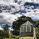 Gazebo, Rosemoor RHS Gardens, Devon by Squealia