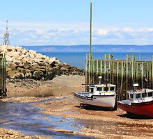 Harbourville, Nova Scotia CANADA by HALIFAXPHOTO