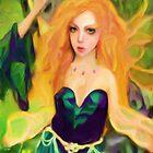 Fairy Goddess by Shelley Bain