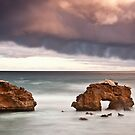 Stormy Arch by Alistair Wilson
