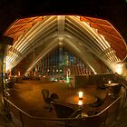 Sydney Opera House interior by Erik Schlogl