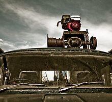 Diff winch by Alexander Meysztowicz-Howen