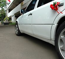 wedding car by bayu harsa