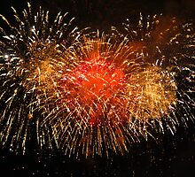Happy Fourth by Susan Blevins