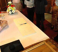 wedding guest book by bayu harsa