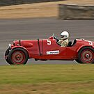 Aston Martin 2 Litre Speed by Willie Jackson