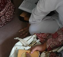 reading quran by bayu harsa