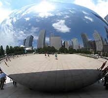 Silver Bean - Chicago by ianheaney