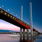 Bolte Bridge III by Barrie Turpin
