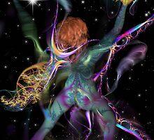 Space Time 235 by Karl Eschenbach