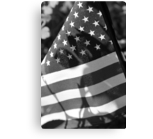 Old Fashioned 4th Canvas Print