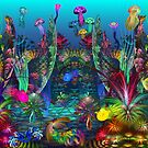 The Happy Apo Reef by wolfepaw