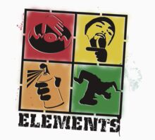 """Elements of HipHop"" by Flo360"