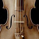 copy of Stradivarious 'Soil' 1714 (sepia) © 2010 patricia vannucci  by PERUGINA