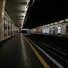Underground London - empty by availablelight