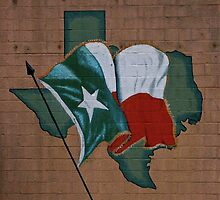 Wall of Texas by Stacie Forest