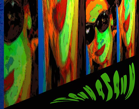 CollageMonAmour (POP MURALES) by anaisanais