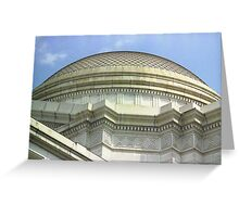 The Natural History Museum - Washington D.C. Greeting Card
