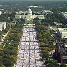 The Quilt on the National Mall - Washington D.C by Matsumoto