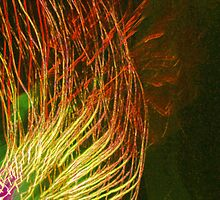 Abstract Fireworks 2 by vigor