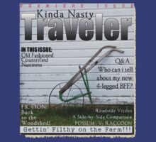 KINDA NASTY TRAVELER by dragonindenver