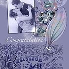 Congratulations Wedding by Sarah Vernon