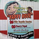 Yappy Hour at The Wonderbar - Asbury Park, NJ by denro