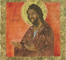 John the Baptist by ZamirasSong