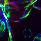 Rainbow Bubbles by Sally Green