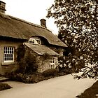 Baslow Thatched Cottage v2 by Aggpup