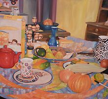 Around the Round Table by Neale Sommersby